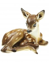 Painted Lying Fawn (Allach No. 41) by Prof. Theodor Kärner