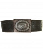 Luftwaffe Belt and Buckle by J.C. Maedicke Berlin