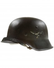 German Luftwaffe M42 Single Decal Helmet