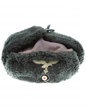 German Luftwaffe winter cap (Ushanka)