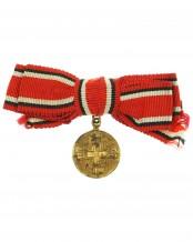 """Rote Kreuz Medaille """"Für Verdienste um das Rothe Kreuz"""" 3.Klasse, Preußen"""