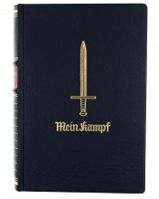 Mein Kampf 50th Anniversary Edition by Adolf Hitler