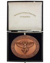 NSFK Competition Award, Cased with Document #4683