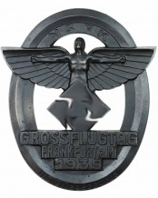 NSFK Table Medal: Grossflugtag Frankfurt 1939