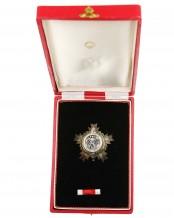 Orden der Volksarmee in Etui, Jugoslawien