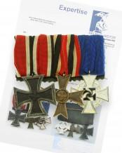 Ordensspange eines Soldaten der Wehrmacht