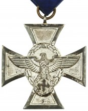 German Police Long Service Cross 2nd Class