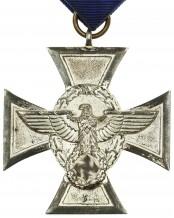 Крест «За 18 лет службы в полиции»