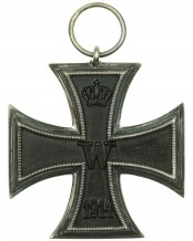 Imperial 2nd Class Iron Cross by F