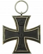 Железный крест 2-го класса 1914 г. - KO, Германская Империя
