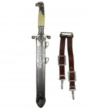 RAD Leader´s Dagger with hanger [M1937] by WKC Solingen