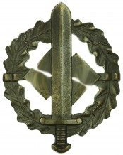 SA-Sportabzeichen in Bronze - W. Redo