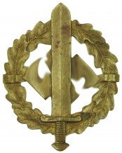 SA Bronze Grade Sports Badge by Schneider Lüdenscheid