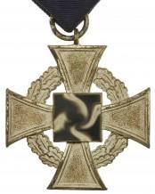 Крест «За 25 лет гражданской выслуги»