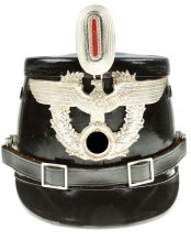 Berlin Police Enlisted Man's Shako