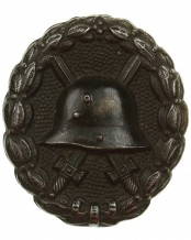 German Wound Badge [M1918 - Black]
