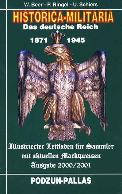 Historica-Militaria – Das deutsche Reich 1871-1945
